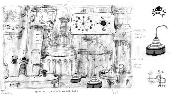 «Machinarium». Изображение № 19.