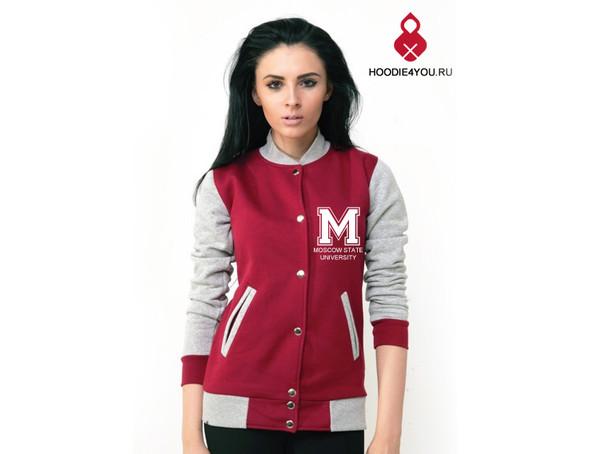 Старый тренд нового сезона – университетские куртки с буквой у cердца. Изображение № 2.