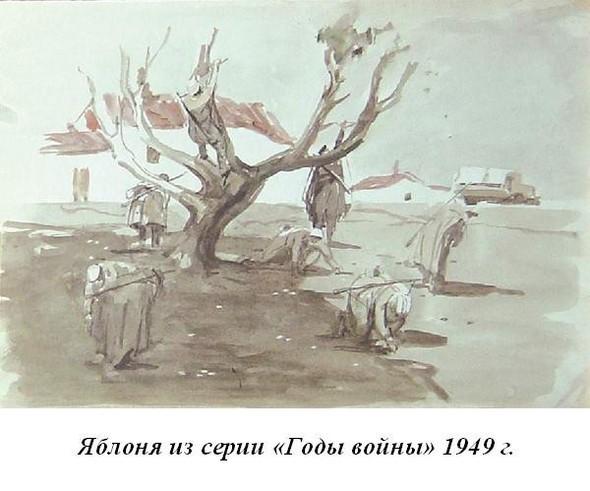 Леонид Сойфертис. рисунок, карикатура. Изображение № 9.