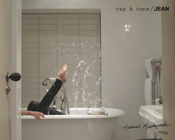 Кампания: Ханнели Мустапарта для Rag & Bone. Изображение № 44.