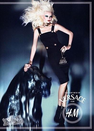Превью кампании: Versace для H&M. Изображение № 3.