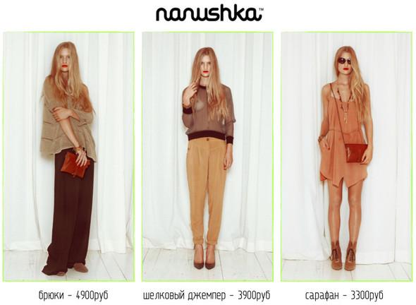 NANUSHKA - новый бренд из Венгрии. Изображение №5.
