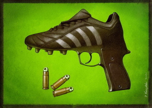 Изображение 17. Карикатурист Pawel Kuczynski.. Изображение № 17.