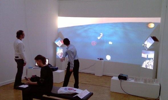 """Изображение 1. Реальность и виртуальность на """"Дизайн и рекламе"""" 2011.. Изображение № 2."""