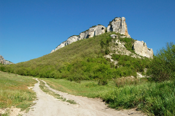 Пейзажи Крыма. Изображение № 1.