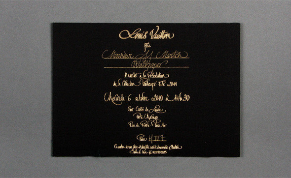 Изображение 41. Womenswear collections S/S 2011: show invitations.. Изображение № 41.