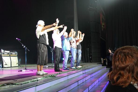 Концерт и Afterparty группы Smokie. Изображение № 3.