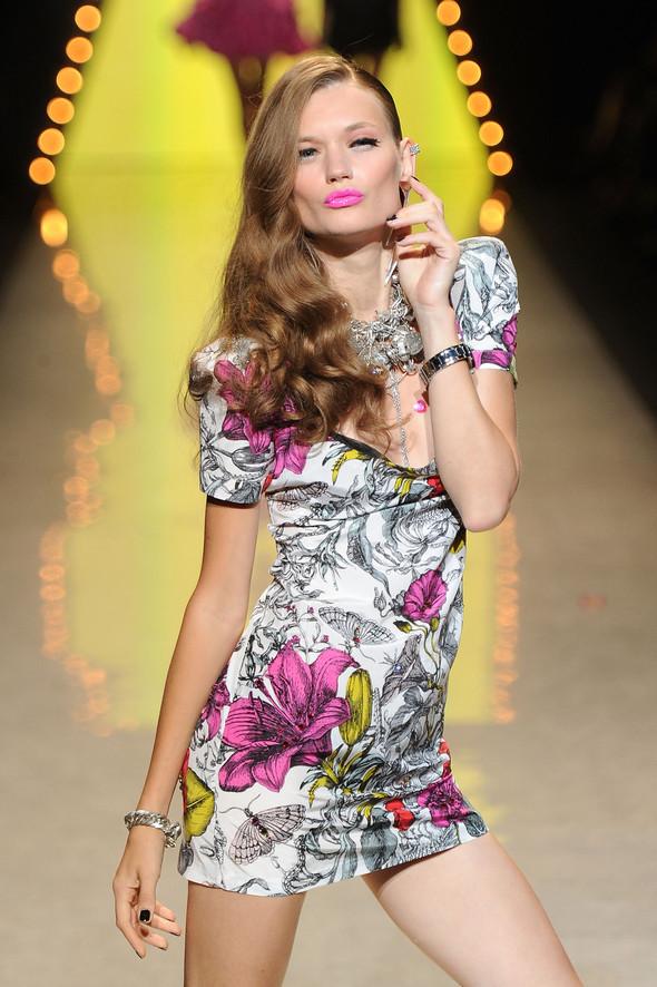 New York Fashion Week: Betsey Johnson Spring 2012. Изображение № 72.