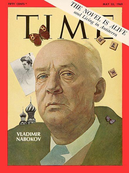 Признания человека-мотылька. Владимир Набоков. Изображение № 11.
