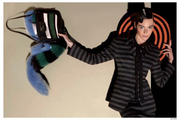 Вышло превью рекламной кампании Prada. Изображение № 2.