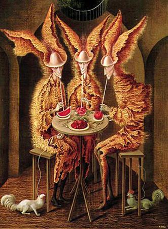 Гид по сюрреализму. Изображение № 93.