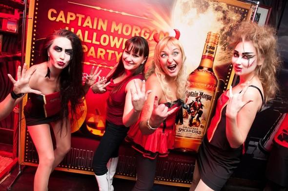 Капитан Морган в клубе Punch. Изображение № 1.