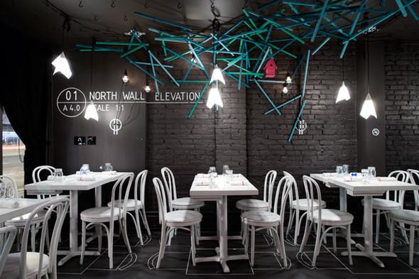 Место есть: Новые рестораны в главных городах мира. Изображение № 56.