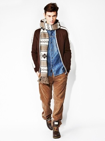 Tri'Co Cashmere Men Winter 10/11. Изображение № 2.