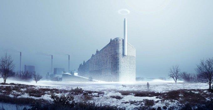 В Дании построят самый экологичный завод в мире. Изображение № 1.
