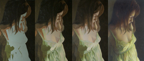 В пространстве рисунка: четыре художника. Изображение № 6.