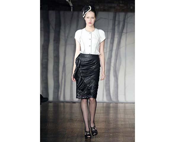 Неделя моды в Нью-Йорке: второй день. Изображение № 5.