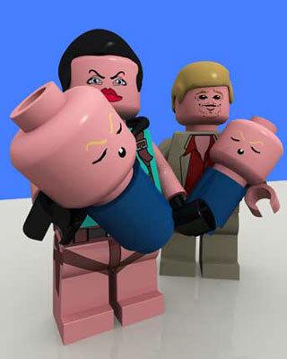 ЗВЕЗДНЫЕ LEGO. Изображение № 3.