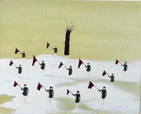Канадский художник Marcel Dzama. Изображение № 15.