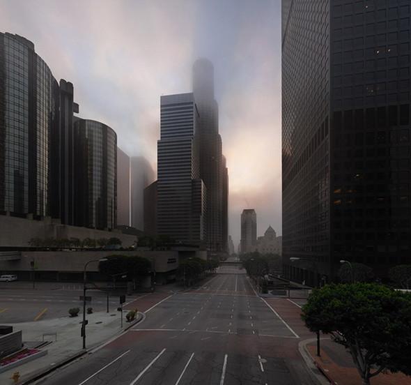 Мертвый город. Лос-Анджелес. Изображение № 8.