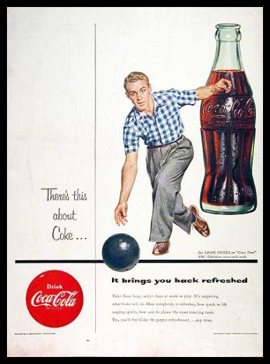 Изображение 57. Coca-cola – История бренда, история рекламы.. Изображение № 57.