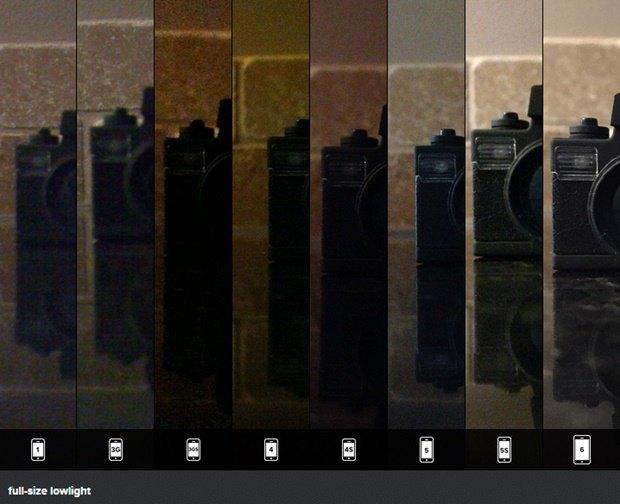 Фото: сравнение качества фотографий у восьми поколений iPhone. Изображение № 11.