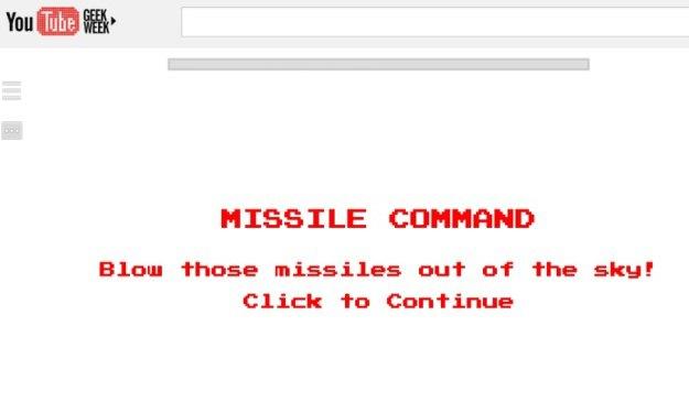 YouTube зашифровал аркадную игру в видеоклипах. Изображение № 1.