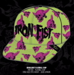 Iron Fist! Dirty Summer Is Coming!. Изображение № 18.