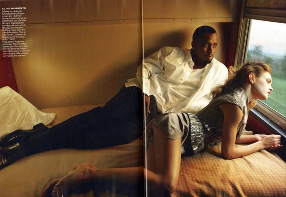 Vogue US февраль. Изображение № 4.
