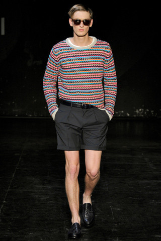 Неделя мужской моды в Париже: День 1. Изображение № 10.