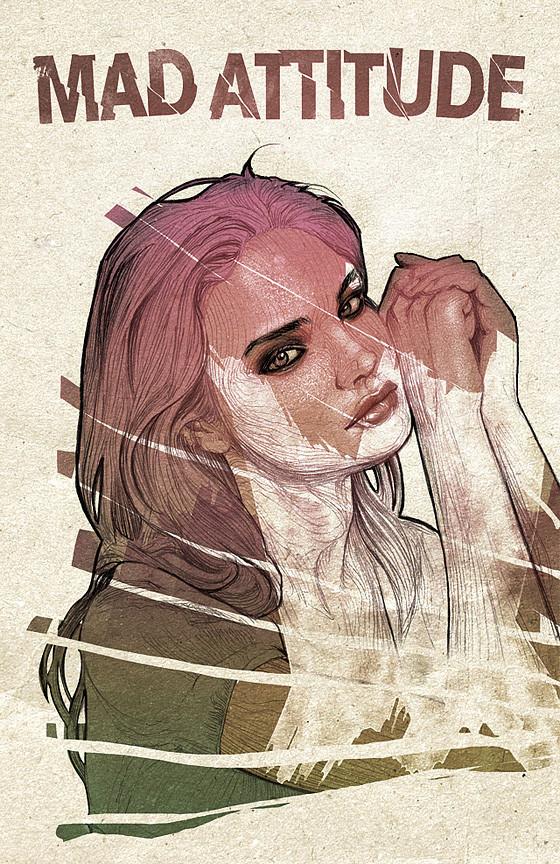 Иллюстрации от Alberto Russo. Изображение № 15.