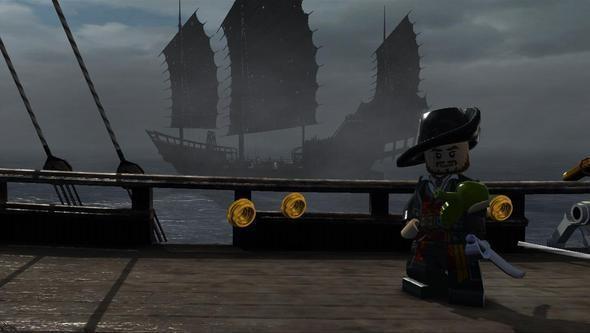 Изображение 10. Компания Disney выпустила игру «LEGO Пираты Карибского Моря».. Изображение № 9.