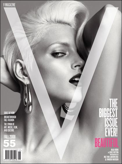 14 вариантов. 1 обложка. Vmagazine. Изображение № 9.