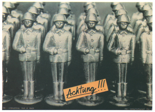 Искусство плаката вРоссии 1884–1991 (1991г, часть 2-ая). Изображение № 12.
