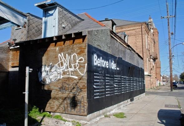 Лучшие стрит-арт проекты 2011 года. Изображение №51.