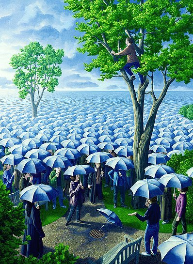 Amazing pictures by Rob Gonsalves. Изображение № 3.