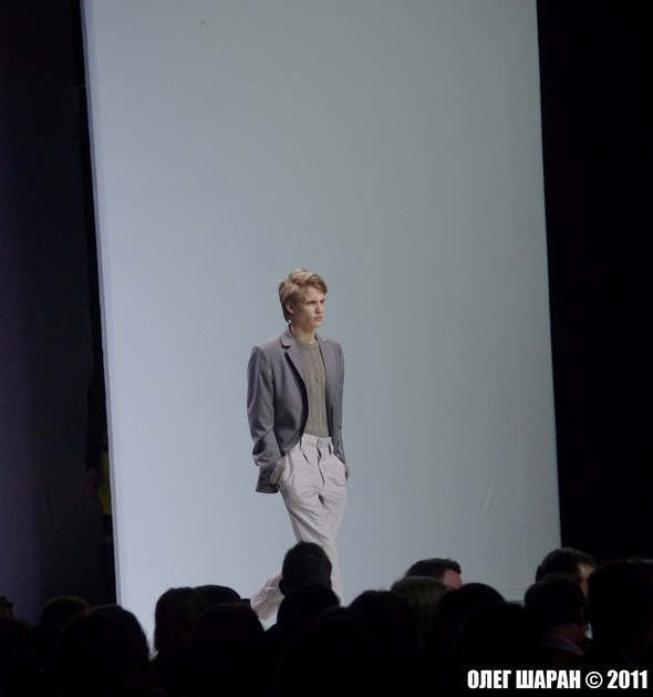 Изображение 27. Volvo Fashion Week: Tarakanova Men's Collection.. Изображение № 27.