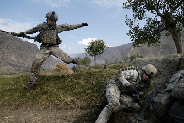 Афганистан. Военная фотография. Изображение № 3.