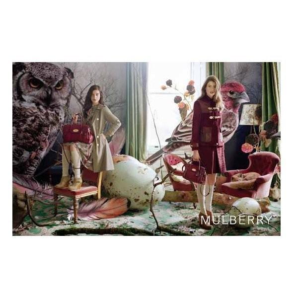 Изображение 2. Рекламная кампания и видео новой коллекции Mulberry.. Изображение № 2.