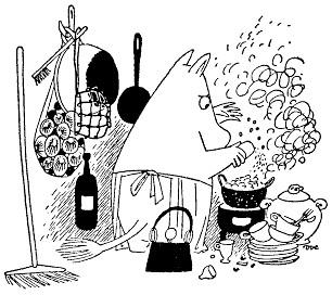 Этот волшебный Мумми-тролль. Изображение № 8.