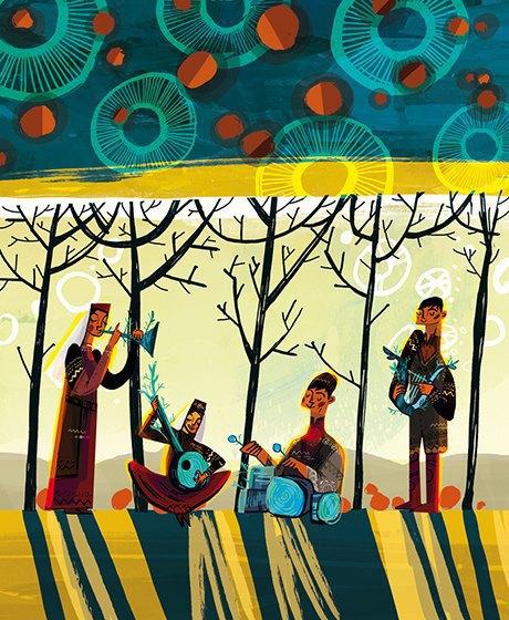 5 молодых российских иллюстраторов . Изображение № 11.
