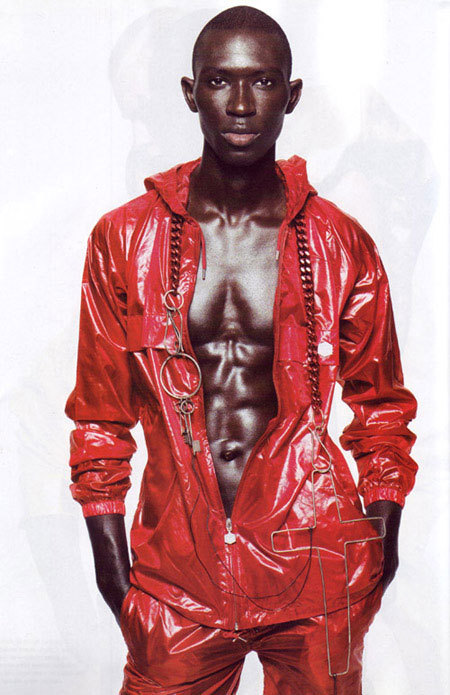 Top50. Мужчины. Models. com. Изображение № 11.