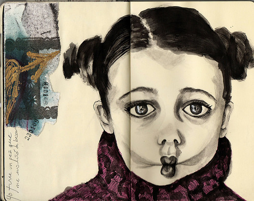 Мексиканская художница ERIKA KUHN. Изображение № 16.
