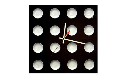 Креативные настенные часы. Изображение № 11.