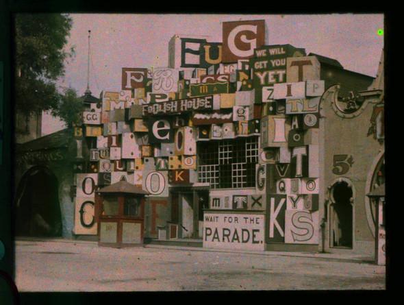 Автохром Люмьер – цветные фотографии начала XX века. Изображение № 33.