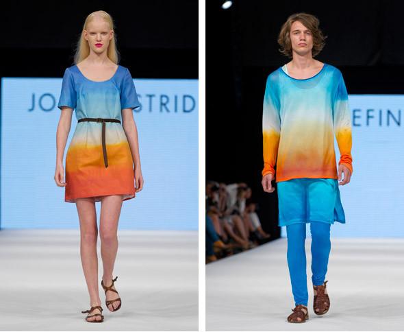 Stockholm Fashion Week SS 2012: Молодые шведские дизайнеры. Изображение № 11.