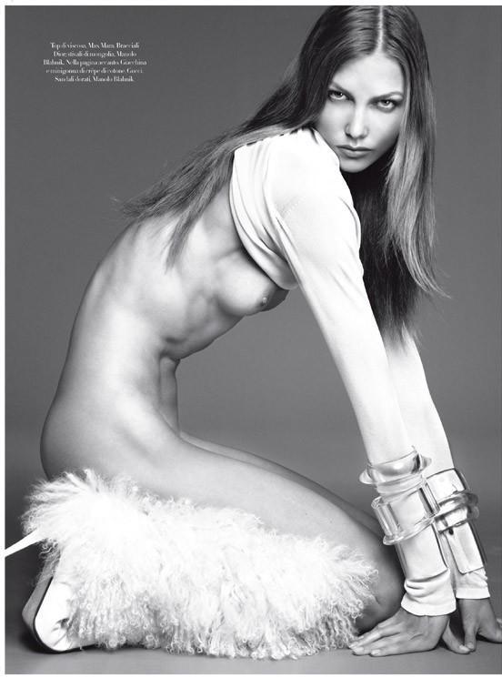 Body By Kloss: голые эмоции. Изображение № 2.