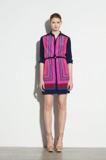 Лукбук: DKNY Pre-Fall 2012. Изображение № 12.