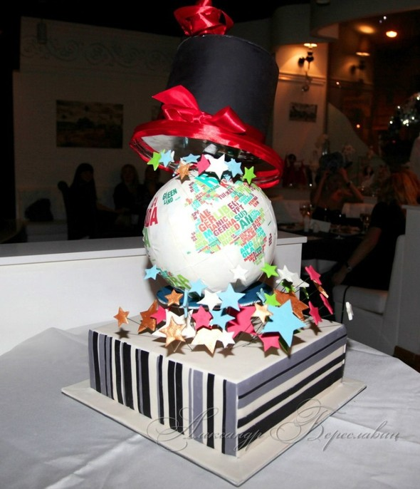 Ресторан «Шляпа» отпраздновал свой первый день рождения!. Изображение № 12.