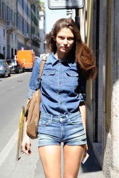 Изображение 18. Bianca Balti. Одна из самых высокооплачиваемых итальянских топ-моделей мира.. Изображение № 18.